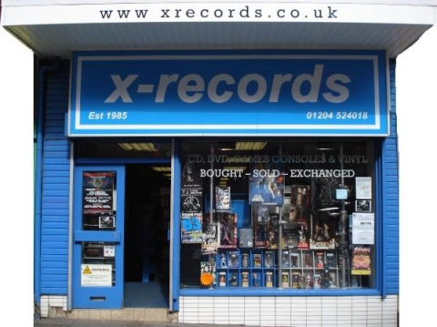 Record Shop City Shopping For Music In The North West Of