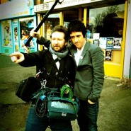 'Last Shop Standing' filming in Manchester